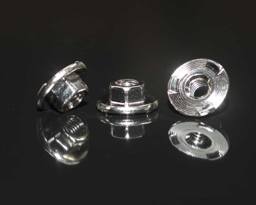 Weld Nuts 1