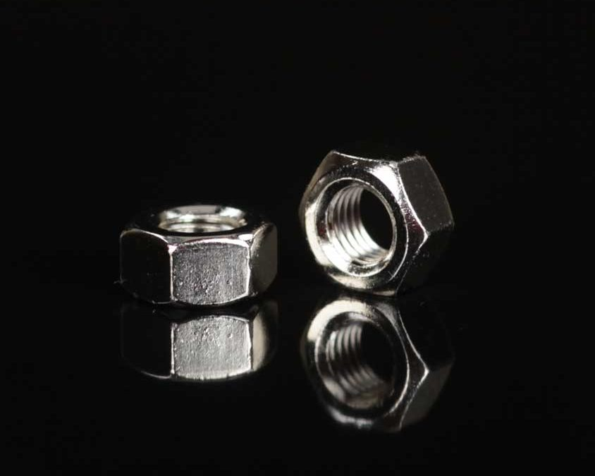 Hex Nuts 1